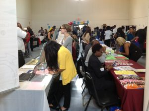 2014 Parkside Health fair